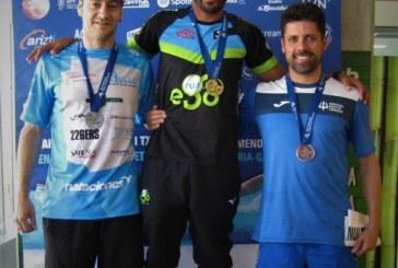 Rubén Gutiérrez, Subcampeón de España de 800 Libres en Vitoria