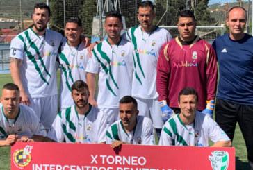 El CP Huelva se clasifica para la final del Trofeo Instituciones Penitenciarias