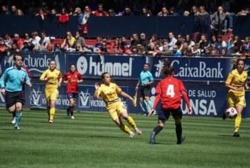 La futbolera isleña Mireya recupera su magia en el momento justo