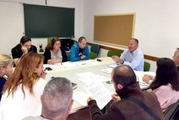 Reunión para diseñar el XXII Plan Agrupado de Formación Continua de Islantilla, Lepe e Isla Cristina