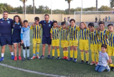 El Isla Cristina alevín A, elimina al Sevilla de la Copa RFAF