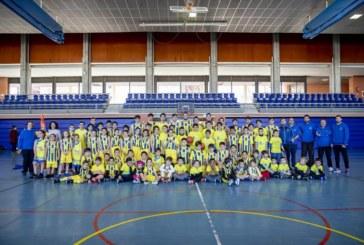 Fiesta fin de temporada del Club Baloncesto Isla Cristina