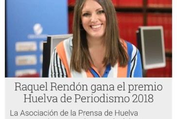Raquel Rendón en «Las Mañanas Isleñas» de Radio Isla Cristina