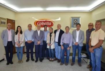 """El presidente de Cobella """"solo tengo palabras de agradecimiento hacia Juanma González"""