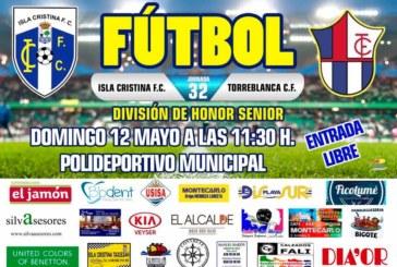 Este domingo todos al Municipal para apoyar nuestro Isla Cristina FC