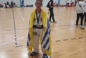 EL Luchador isleño Miguel Pérez, subcampeón de España