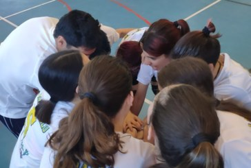 Crónica de la fase final de Voleibol celebrada en Isla Cristina