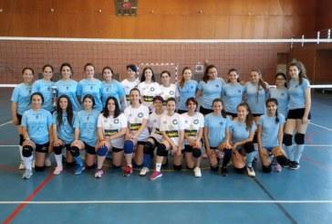 Las Cadetes del Club Voleibol Isla Cristina subcampeonas de La Provincia en Juego