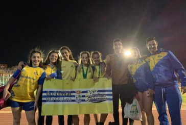 Éxito en el Campeonato de Andalucía sub18 del Club Atletismo Isla Cristina