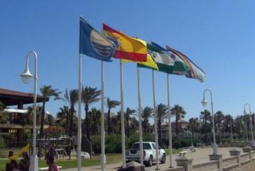 Islantilla renueva sus distintivos Bandera Azul y Sendero Azul