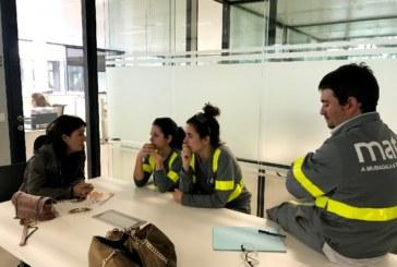 Diputación convoca 65 becas para la realización de prácticas en empresas