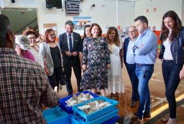 Crespo anuncia dos proyectos de depuradoras para los puertos de Punta Umbría e Isla Cristina