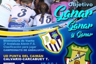 Objetivo Ganar para Jugar el Campeonato de Andalucía