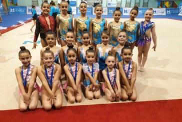 Éxito del Club Gimnasia Rítmica La Higuerita en la Final Provincial