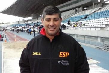 Silva subcampeón de España Máster, y sobresaliente para los isleños José Antonio Isla, Severino Sequera