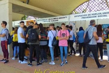 Isla Cristina acoge la I Feria sobre Prevención de la provincia