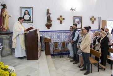 Pozo del Camino comienza su romería con la misa en Honor a María Auxiliadora