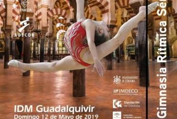 Isla Cristina presente en el VIII Torneo Nacional de gimnasia rítmica Séneca