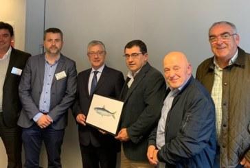 El sector del cerco ibérico aborda en Huelva la problemática de la sardina