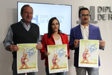 Trofeo Internacional Diputación de Huelva y final La Provincia en Juego, para la Gimnasia Rítmica isleña