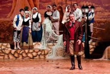 El Gran Teatro acoge este sábado la zarzuela 'Los gavilanes' en los conciertos líricos de Fundación Caja Rural del Sur