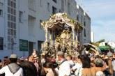 La alegría de los rocieros llena los rincones de Isla Cristina!