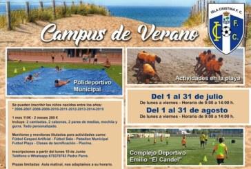 Campus de verano del Isla Cristina FC