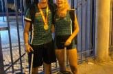 Isleños de oro con Andalucía en el Campeonato de España Autonómico