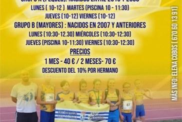 Escuela de Verano del Club Atletismo Isla Cristina