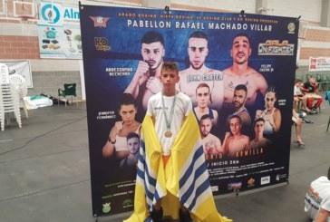 Doble medalla de Oro para Miguel Pérez en la gala 'On Fighter'