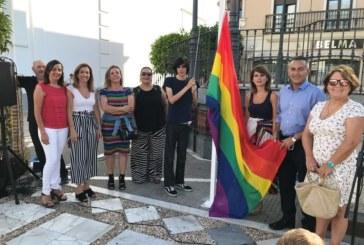 Isla Cristina conmemoró el Día Internacional del Orgullo LGTBI