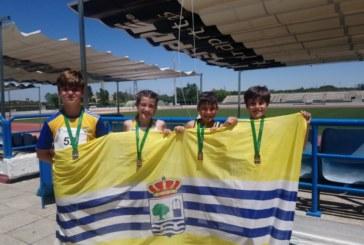 La cantera del CA Isla Cristina destaca en el Campeonato de Andalucía Zonal