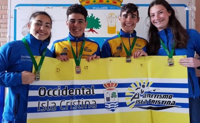 Los cadetes isleños a por las medallas del Campeonato de Andalucía de Atletismo