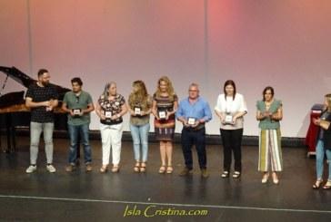 Imágenes: Gala de la Comunidad Educativa de Isla Cristina