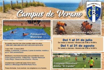 Campus de Verano del Isla Cristina F.C.
