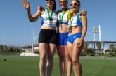 veteranos de Huelva traen 15 medallas del Campeonato de Andalucía