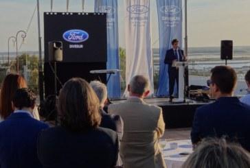 El Concesionario de Ford Diversur recibe su primer «CHAIRMAN'S AWARD»
