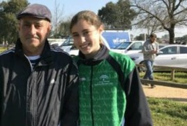 María Forero campeona de España Sub 18 con Andalucía