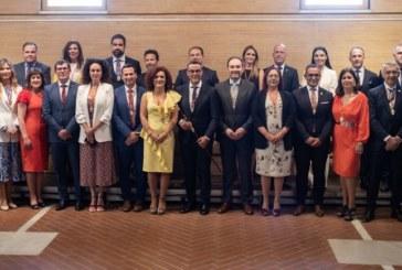"""Caraballo llama a la Diputación a """"ser un referente"""" en el desarrollo económico y social de la provincia"""