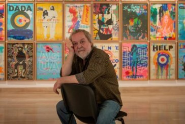 La pintura con nostalgia del isleño Manolo Cuervo se expone en Sevilla