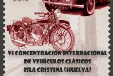 VI Concentración Internacional de Vehículos Clásicos en Isla Cristina