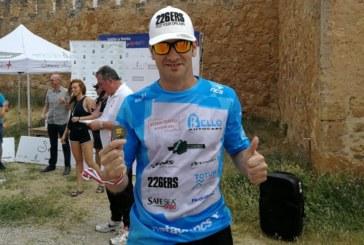Rubén Gutiérrez, Campeón de Castilla-La Mancha de Aguas Abiertas en Peñarroya.