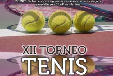 Isla Cristina acoge el XII Torneo de Tenis Virgen del Carmen