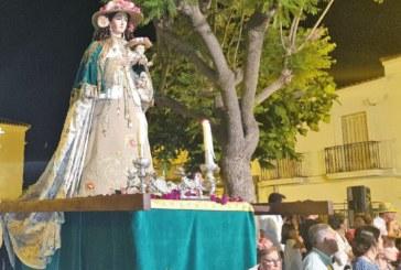 Ofrenda de Flores Romería Ntra. Sra. de la Esperanza La Redondela