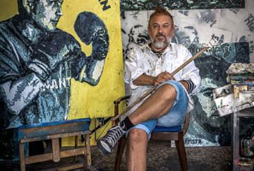 Miguel Ángel Concepción muestra en Isla Cristina 'La Geometría de la Bomba'