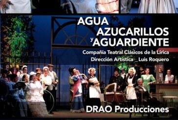 Agua, Azucarillo y Aguardiente en el Teatro Horacio Noguera de Isla Cristina
