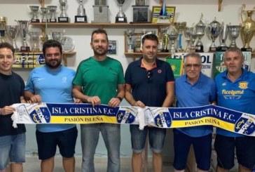 El Isla Cristina FC Presenta al cuerpo técnico para la próxima temporada