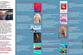 Programación cultural de Isla Cristina . Julio 2019