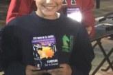 Kevin Irala campeón sub 16 del IV torneo de ajedrez celebrado en la playa de la Antilla