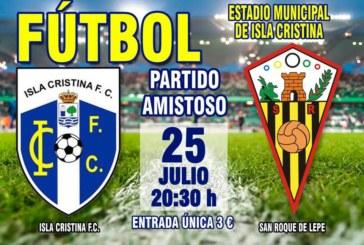 Arranca la pretemporada el Isla Cristina FC